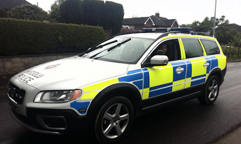 Dogs seized by police in Llanfair