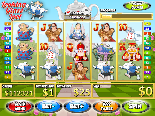 Colossal Wonderland Slots - Free to Play Demo Version
