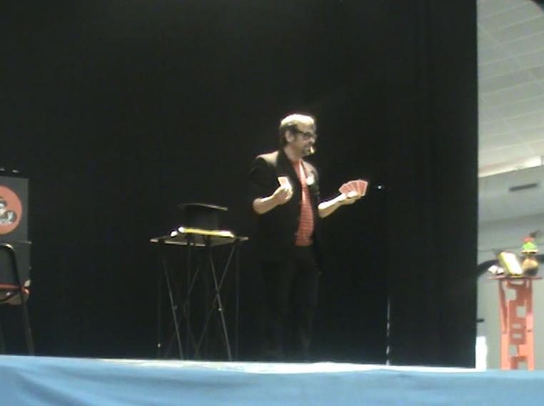 Alfonso V mago en Mojácar 2015