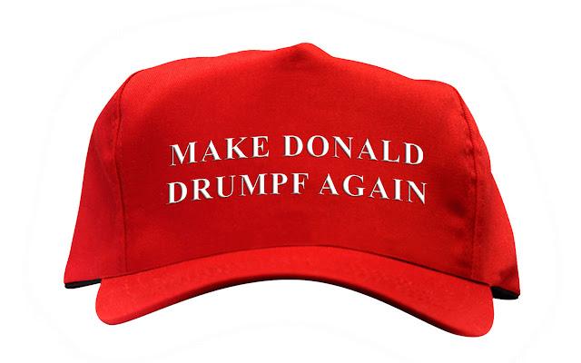 Trump to Drumpf