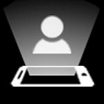 홀로그램 폰북 무료 Icon