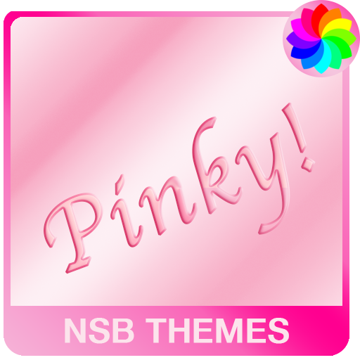 Pinky! Theme for Xperia