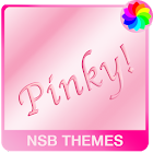 Pinky! Theme for Xperia icon