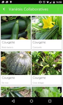 Potager et Jardin - SeedNShare - screenshot