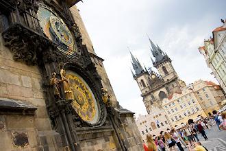 Photo: Tähtitieteellinen kello, joka teki keskiaikaisia temppujaan mut ei ihan mua vakuuttanut kuitenkaa. Hienonnäkönen oli toki