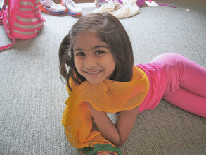 Photo: Bollywood lesson at Challenge Camp by Gargi (day 16)
