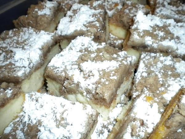 French Vanilla Coffee Cake Recipe