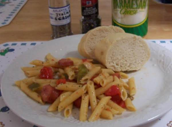 Penne Rigate Dinner/lunch Or Side Recipe