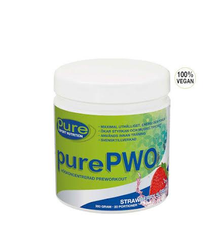 pure PWO – Preworkout