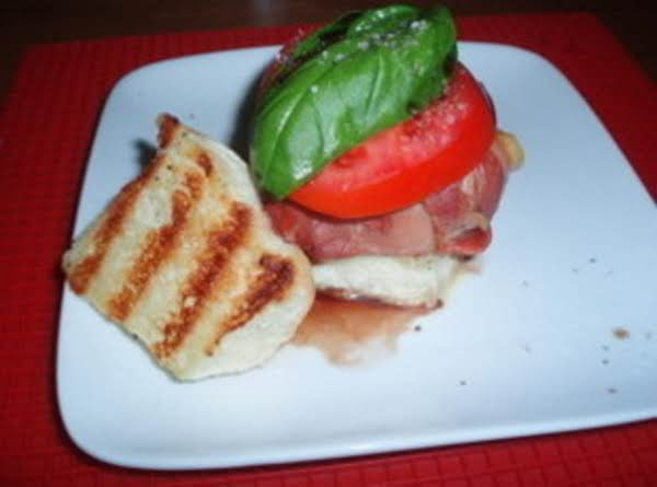 Wrapped Turkey Mini Burgers Recipe