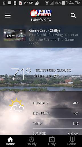 KCBD First Alert Weather  screenshots 1