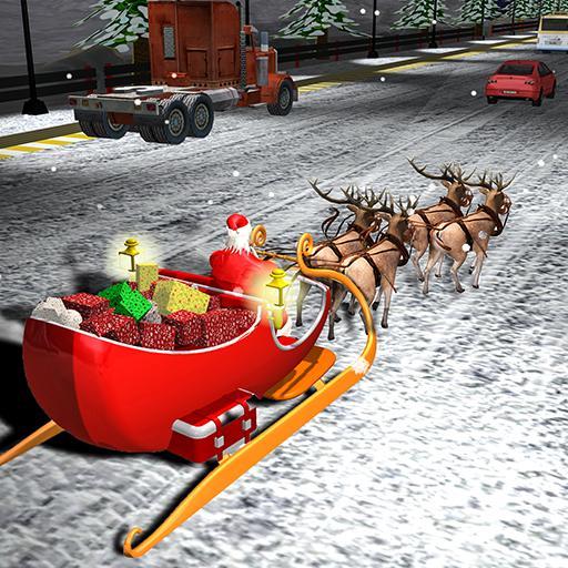 Baixar mini-Santa aventuras corrida
