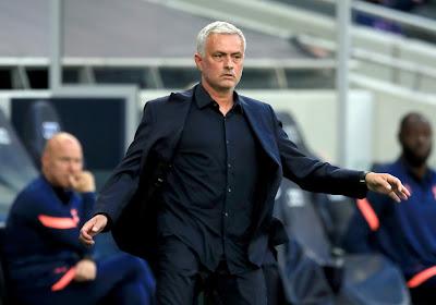 Insolite : José Mourinho a demandé à Shkendija d'agrandir ses buts
