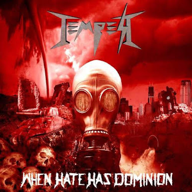 When Hate Has Dominion - Albumcover
