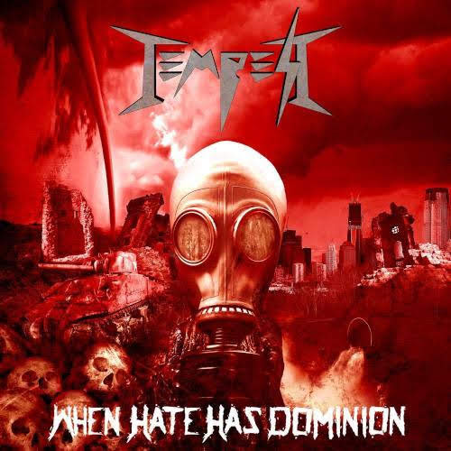When Hate Has Dominion - Albumcover