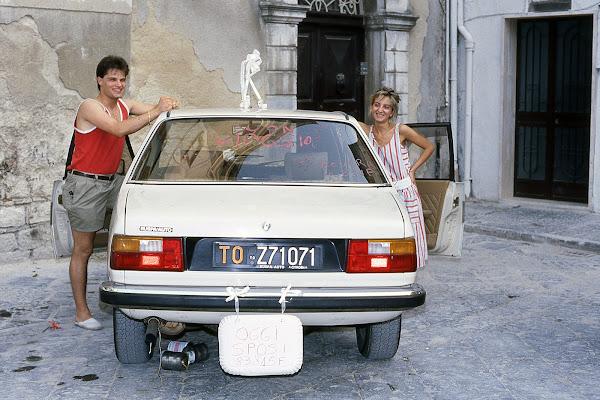 buon viaggio (di nozze) ! di rino_savastano