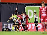 Francky Dury over de nieuwe nederlaag en de twee rode kaarten tegen Charleroi