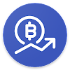 Bitcoin Tracker   Cryptocurrency live rate tracker APK