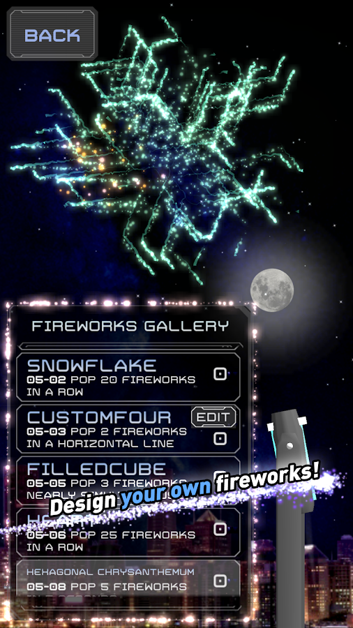 Word Fireworks: Learn Chinese!- screenshot