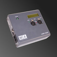 Photo: MA-Lighting-grand MA on PC Rigging Box (27€-Tag)