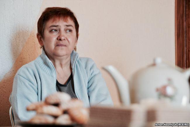 Мать Эрвина Ибрагимова
