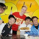 Epic dinner with my HK ParaPara friends in Kowloon in Hong Kong, , Hong Kong SAR