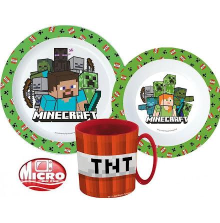 Måltidsset Minecraft TNT