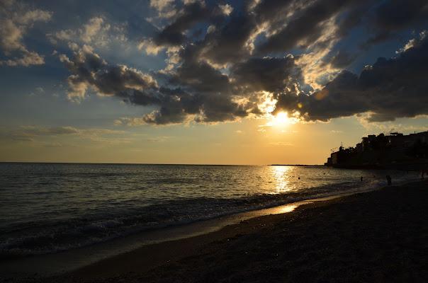 In spiaggia fino alla fine di Domidi