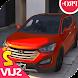 Realistic Hyundai SUV  Driving Sim 2019