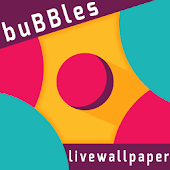 3D BuBBles Live Wallpaper Free