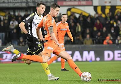 "Angella se plaît à Charleroi: ""Je ne veux pas retourner à l'Udinese"""