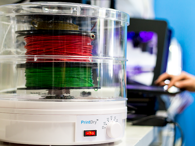 PrintDry Filament Drying System