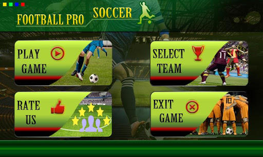 Football Pro Soccer 1.7 screenshots 2