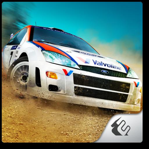 Colin McRae Rally 賽車遊戲 App LOGO-APP試玩