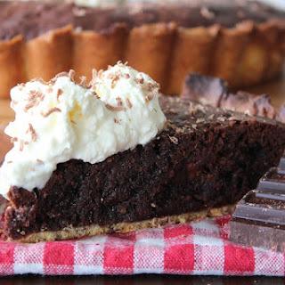 Snickers Brownie Pie
