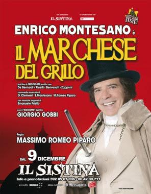 Enrico Montesano e Massimo Romeo Piparo hanno presentato