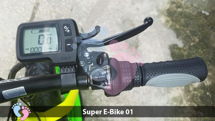 Xe đạp điện địa hình Super E-Bike 01 7