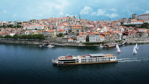 Explore Portugal's Douro Valley during a tranquil river cruise on AmaDouro (its twin sister, AmaVida, is pictured here).