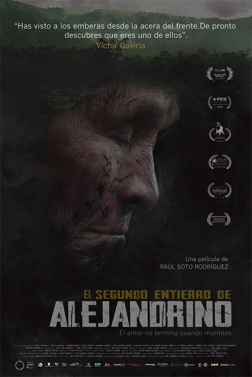 El segundo entierro de Alejandrino