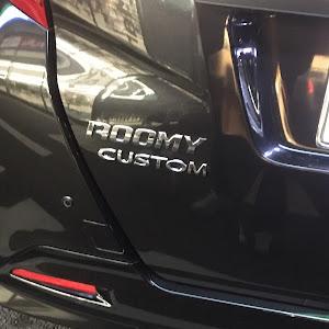 ルーミーカスタム  GTのエンブレムのカスタム事例画像 MMMさんの2018年11月28日21:14の投稿