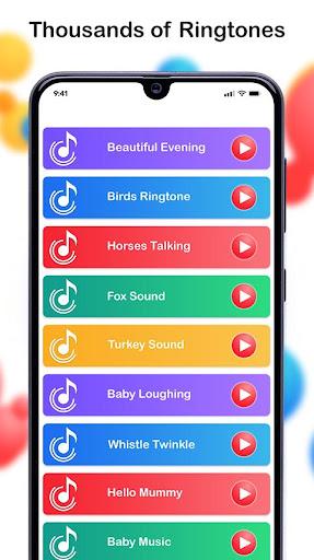 Free Music Ringtones screenshot 1