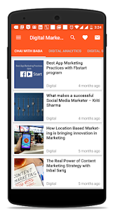 Digital Marketing Baba- screenshot thumbnail