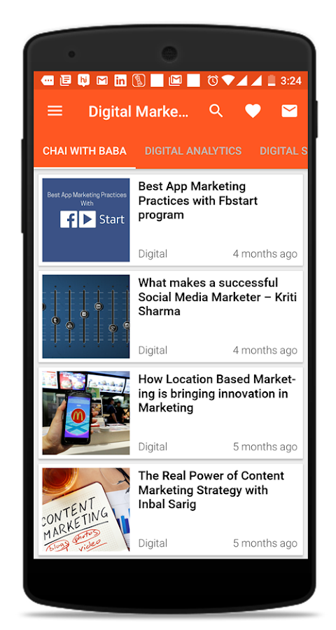 Digital Marketing Baba- screenshot