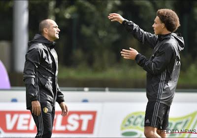 Martínez heeft duidelijke mening over Witsel en zijn rol als verdediger