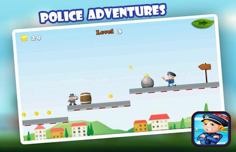 Police Jumper : Adventure Game screenshot 3