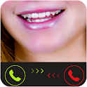 Incoming Caller Name Announcer icon