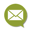 Speaking Email - voice reader icon