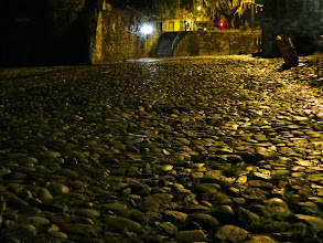 Photo: Cobblestone off River St.