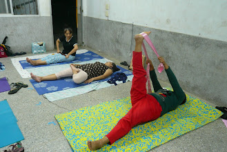 Photo: 20111012養身律動瑜伽