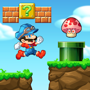 Super Machino go: world adventure game